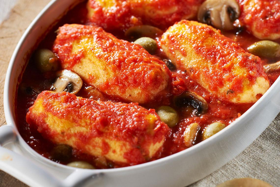 Recette De Quenelles A La Sauce Tomate Saint Jean